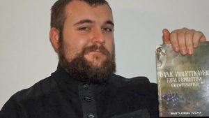 Pisarski debiut autora z Witanowic
