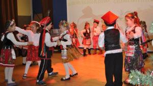 Noworoczny występ dzieci w OKGT