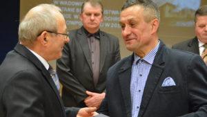 Złożył ślubowanie podczas XIV sesji rady gminy Tomice