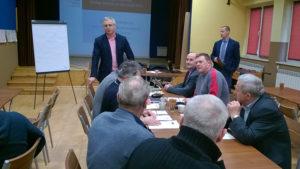 Pracowali nad strategią rozwoju gminy Tomice
