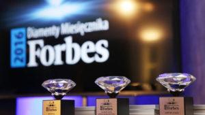 Tomickie zakłady mięsne Brado z diamentem Forbesa