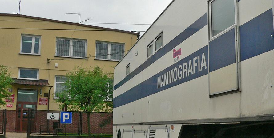 Zaproszenie na badania mammograficzne i warsztaty