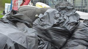 Dzięki nim skawa znów jest czystsza – zebrali 870 kg śmieci