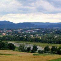 W dolinie Skawy