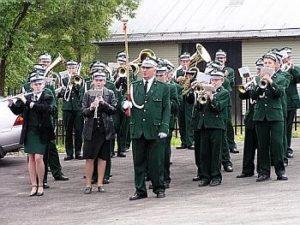 Rok 2010 - Orkiestra dęta w Zygodowicach