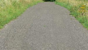 Remont drogi współfinansowany ze środków zewnętrznych
