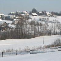 Zimowe pejzaże