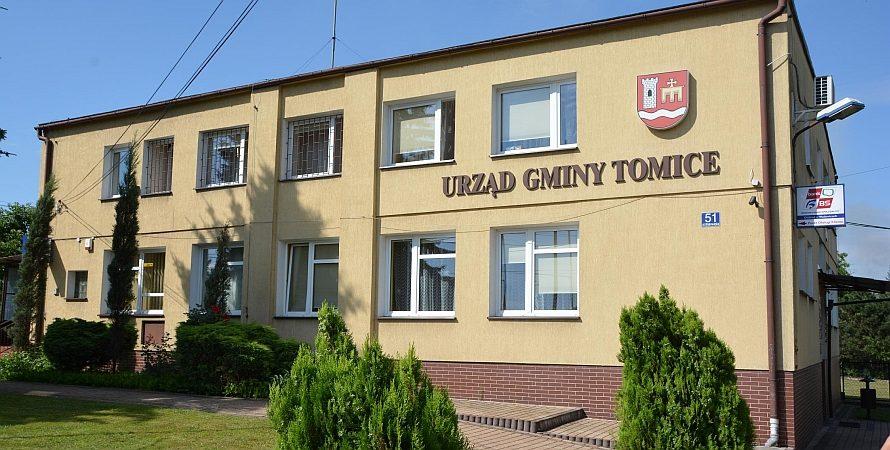 Informacja wójta gminy Tomice o wynikach konsultacji społecznych