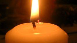 Lanie świec woskowych w Witanowicach w powiecie wadowickim