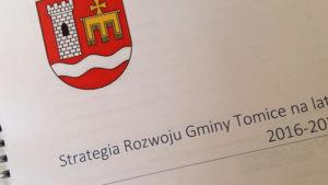 Strategia rozwoju gminy Tomice – zaproszenie na warsztaty