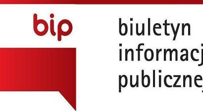 Biuletyn Informacji Publicznej Urzędu Gminy Tomice