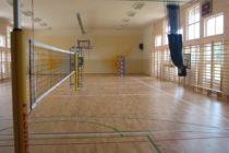 Sala gimnastyczna w Radoczy odebrana