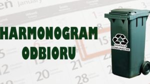 Sierpniowe terminy odbioru odpadów komunalnych