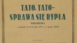 Ryszard Latko – dramaturg