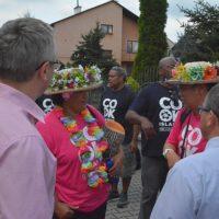Pielgrzymi na ŚDM przybywają do Tomic