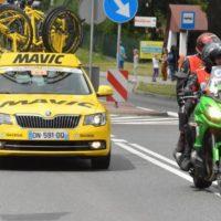 III etap 73. Tour de Pologne w Gminie Tomice