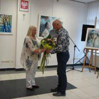 Wernisaż wystawy Miry Sabatowicz