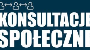 Ogłoszenie o przeprowadzeniu konsultacji społecznych w sprawie projektów statutów sołectw Gminy Tomice