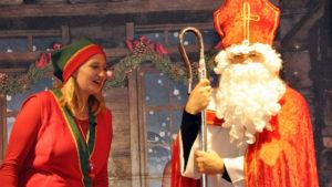 Mikołaj odwiedził dzieci w Ośrodku Kultury