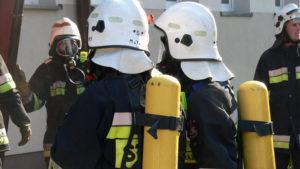 Wadowiccy strażacy przed świętami przestrzegają
