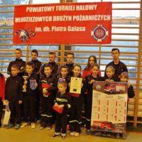 XIX Powiatowy Turniej Halowy MDP w Witanowicach