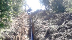 Informacja dla mieszkańców dot. budowy kanalizacji sanitarnej