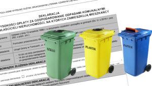 Nadzwyczajna sesja poświęcona gospodarce odpadami