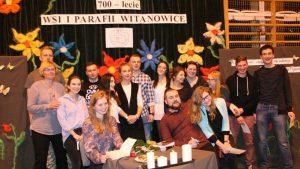 Fantastyczne spotkanie z młodymi pisarzami