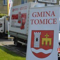 Pokaz ekologicznych kotłów w Gminie Tomice