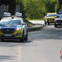 217 kolarzy przemknęło przez Gminę Tomice