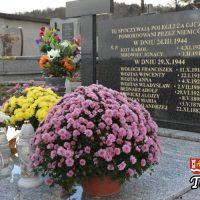 Złożyli hołd pomordowanym mieszkańcom Lgoty