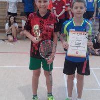 Gmina Tomice badmintonem stoi