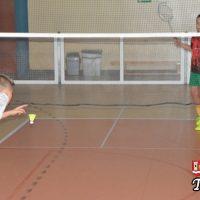 Kolejny Festiwal Badmintona w Tomicach