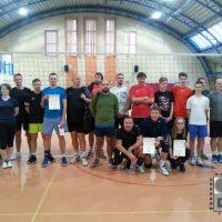 Mikołajkowy turniej siatkówki
