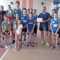 Kwietniowe sukcesy w badmintonie