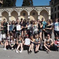 Uczniowie z Radoczy na praktykach zawodowych we Włoszech