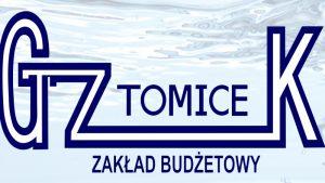 Ogłoszenie Gminnego Zakładu Komunalnego w Tomicach