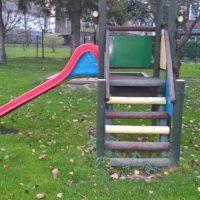 Plac zabaw w Tomicach otwarty
