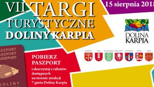VII Targi Turystyczne Doliny Karpia – zaproszenie