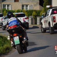 Wielkie kolarskie święto w gminie Tomice