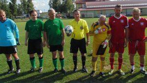 Oldboje zagrali w Tomicach