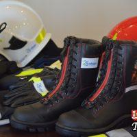 Bezpieczny Strażak 2018 - mundury trafiły do strażaków