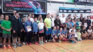 Medalowy powrót badmintonistów