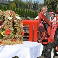 W Witanowicach dziękowali za plony