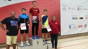 Z sukcesami na Narodowych Dniach Badmintona