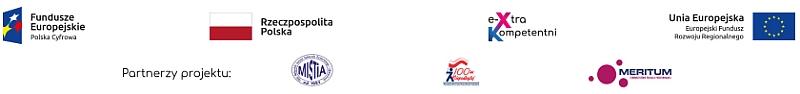 """Ogłoszenie - Nabór na stanowisko Instruktora w projekcie """"Rozwijamy kompetencje cyfrowe mieszkańców w Gminie Tomice"""""""