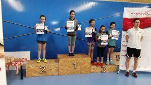 Kolejne medale badmintonistów