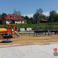 Centrum rekreacyjne w Radoczy nabiera kolorów
