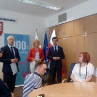 Urząd Marszałkowski wspiera Stowarzyszenie z Radoczy