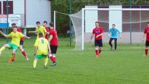 Skawa Witanowice nie dała pograć Dębowi – II derby w naszej gminie